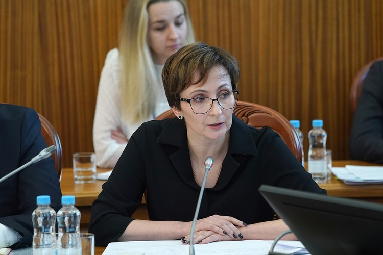 Наталья Сибирева.