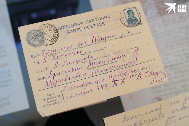 К сожалению, кроме того, что сказано самим Павлов в письмах, о нем в музее ничего неизвестно.