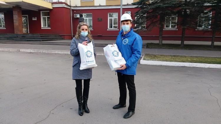 «Коробка храбрости» собрала игрушки для пациентов Тульской областной детской больницы