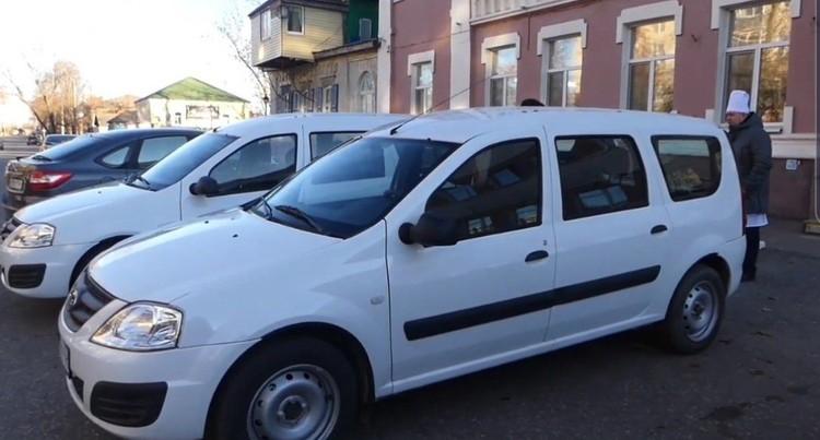 Балашовские медики получили новые автомобили