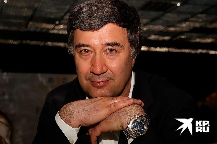 Бизнесмен Юрий Растегин