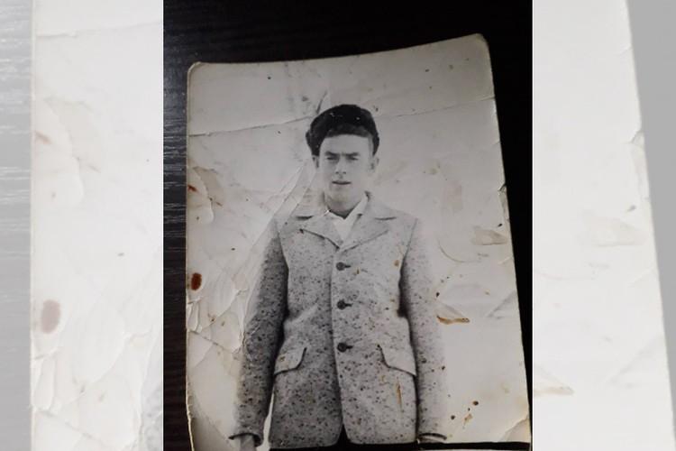 Николай в молодости. Фото из личного архива