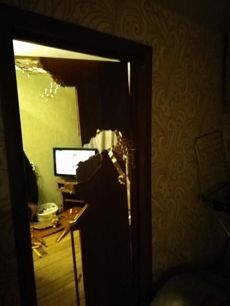 В Шелехове взорвался самогонный аппарат