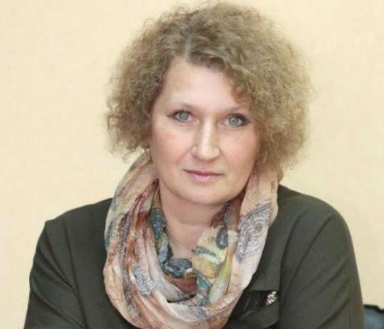 Светлана Воробьева.