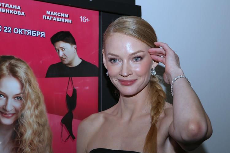 Слепакову приписывали роман со Светланой Ходченковой. Но она его опровергла.