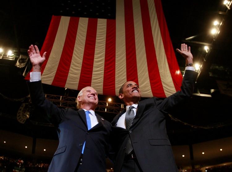 Джо Байден, будучи вице-президентом в администрации Барака Обамы, показал себя хорошим командным игроком.