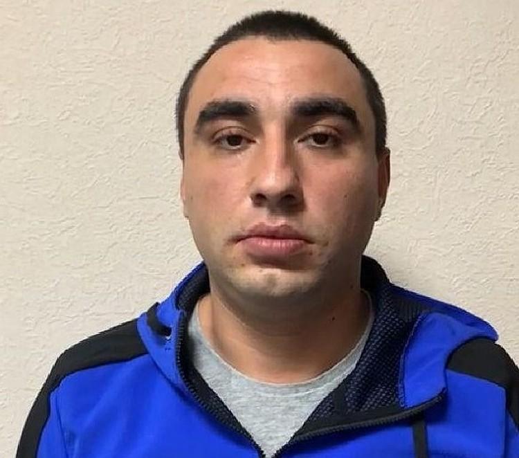 Арсен Мелконян, главный подозреваемый по делу.