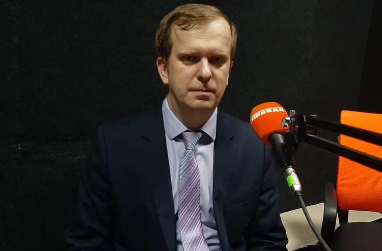 Завкафедрой методов и средств измерений и автоматизации Бийского технологического института Андрей Шалунов.