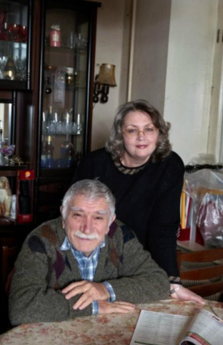 В последний год за Джигарханяном ухаживала его бывшая жена Татьяна Власова. Фото: Persona stars