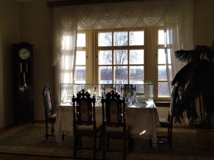 В доме держали отличного повара, который выучился мастерству в московском ресторане