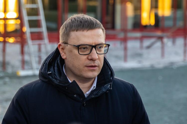 Губернатор Челябинской области Алексей Текслер.
