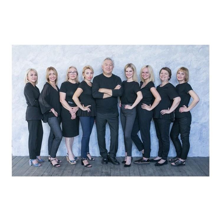 Владимир Граус основал одну из лучших международных школ парикмахерского искусства