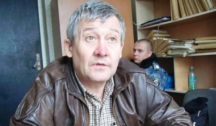 «Павлоградский маньяк» Сергей Ткач.