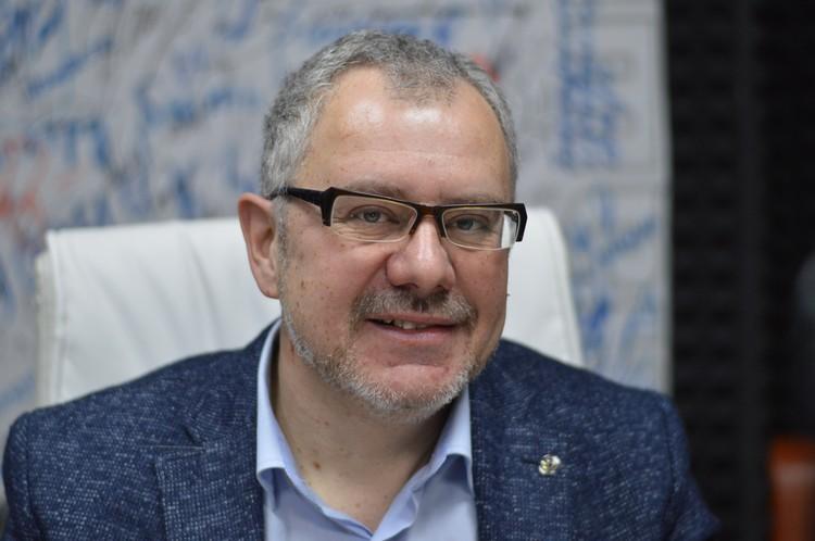 Артур Гаркуша, директор Хабаровского колледжа водного транспорта и промышленности