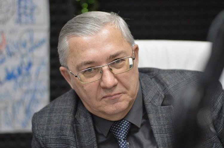 Александр Стемпковский, исполняющий обязанности заместителя председателя комитета лесного хозяйства Правительства Хабаровского края