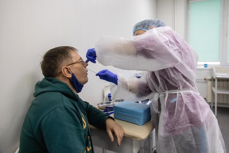 ПЦР - метод, позволяющий быстро определить вирус