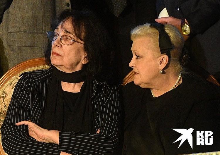 Гитана Аркадьевна и Наталья Дрожжина