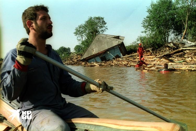 В июне 1993 в результате прорыва дамбы от наводнения пострадало около 7 тысяч человек. 15 погибло