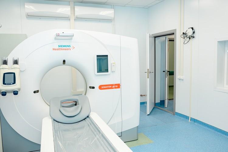 В медцентре высокотехнологичное медицинское оборудование от ведущих мировых производителей. Фото: Владимир Коновалов
