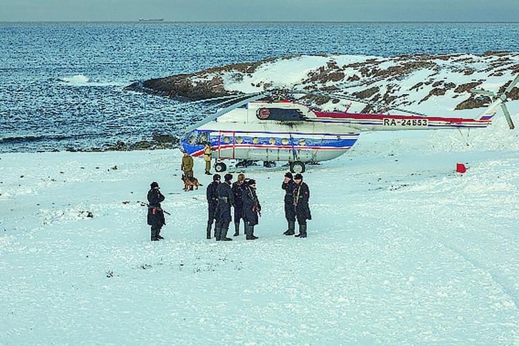 В январе в Териберке и Заполярном снимали мистический триллер о Кольской сверхглубокой.