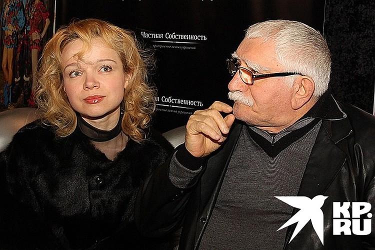 Экс-жена актера Виталина Цымбалюк-Романовская