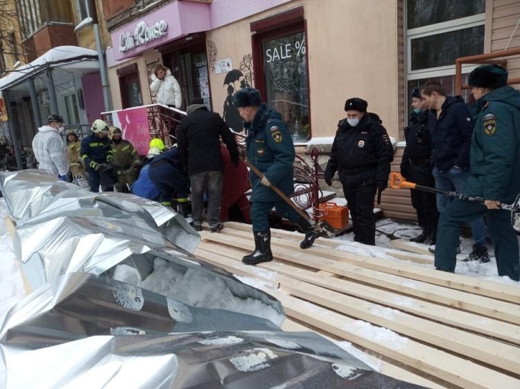 Фото: ГУ МЧС по Пермскому краю