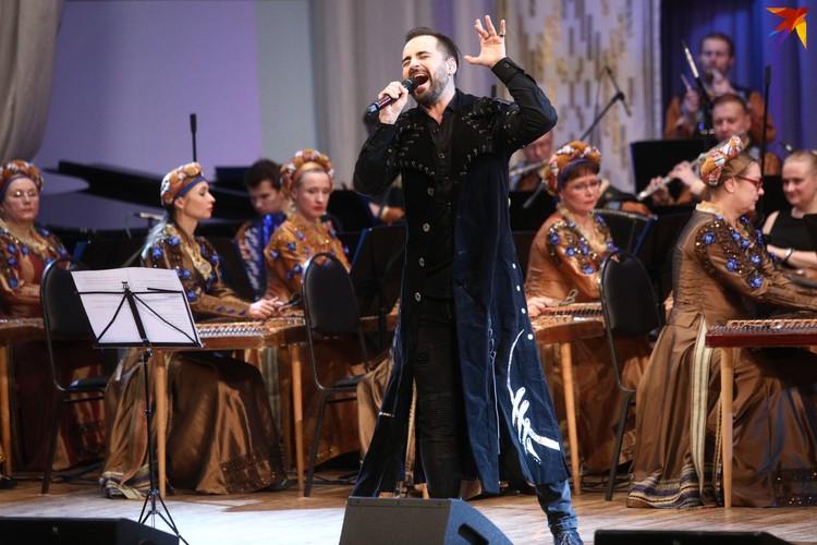 """Ян Женчак сказал, что """"КРик птицы"""" - особая для него песня."""