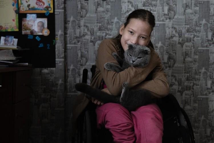 20 апреля 2020 года Алена уехала в семью Фото: Анна Гальперина
