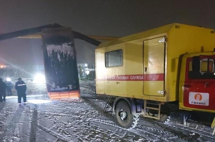 На месте ЧП работают экстренные службы. Фото: пресс-служба прокуратуры по Свердловской области