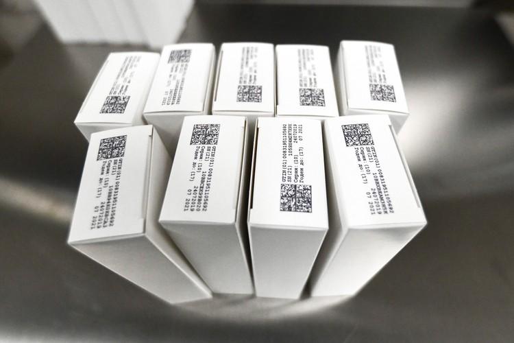 """В качестве примера эксперт напомнил ситуацию, которая сложилась после введения маркировки лекарств. Фото: Игорь Иванко/АГН """"Москва"""""""