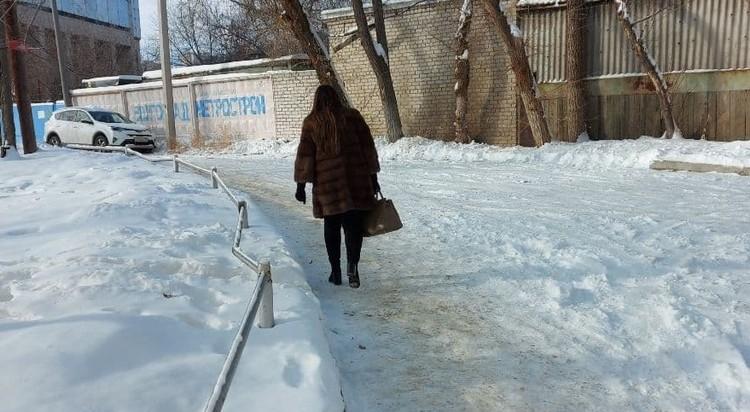 Анна Мелконян молча вышла после суда