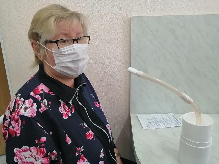 Благодаря реабилитации Светлана Демина снова научилась дышать