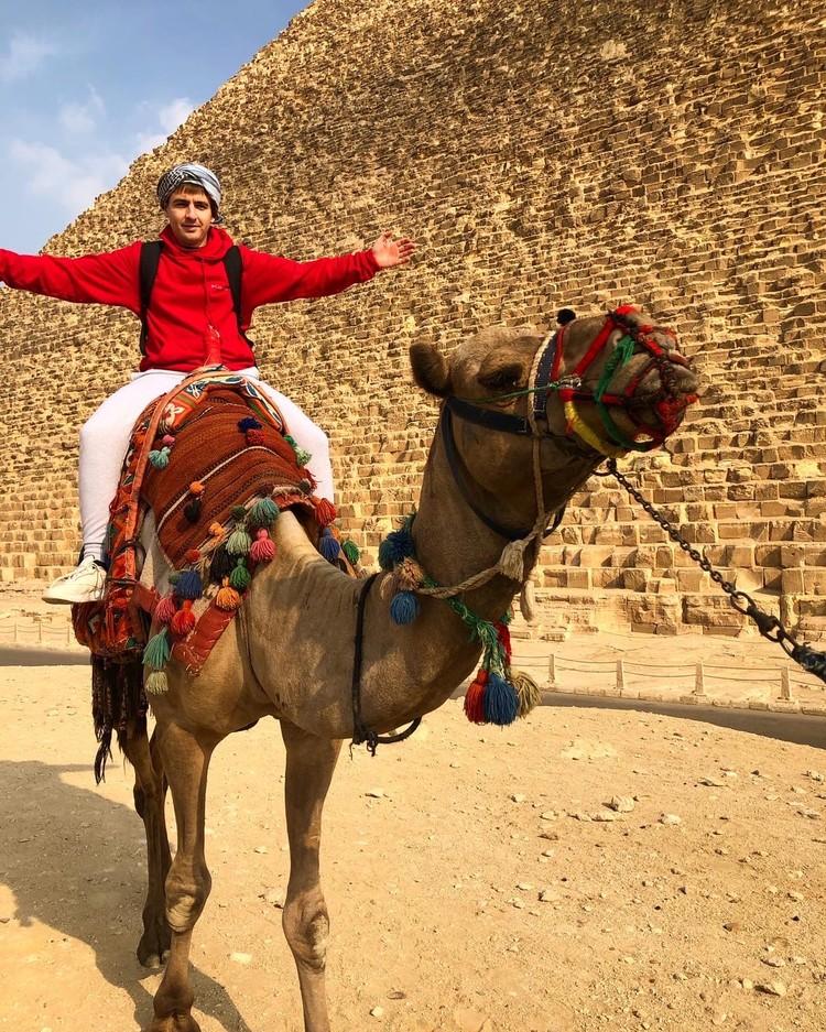 За фотосессию с верблюдом с меня содрали около 2,5 тысяч