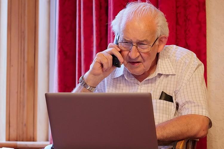 """Доверчивые пенсионеры - желанные """"клиенты"""" телефонных мошенников."""