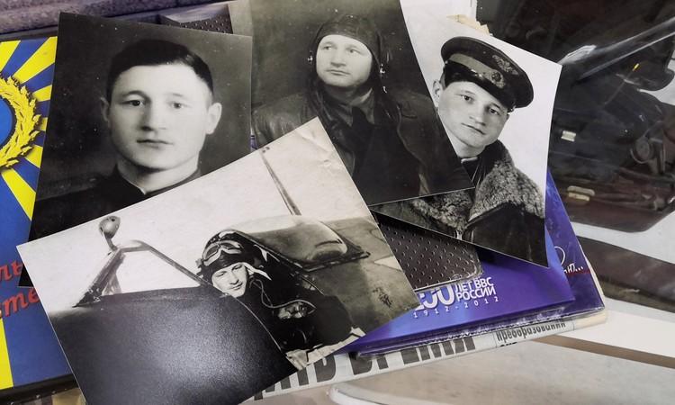 Земляку Евгению Стельмаху посвящена отдельная часть экспозиции.Фотографии передала в музей сестра героя.