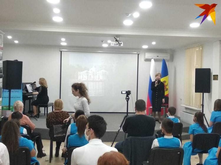 Старт нового проекта Пушкинской аудитории «Клуб юного пушкиниста».