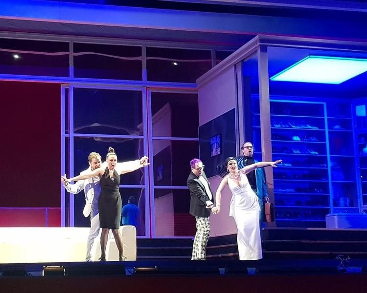 Спектакль «Свадьба Фигаро» покажут на языке оригинала.