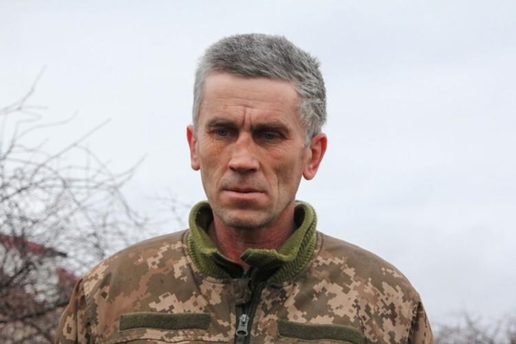Анатолий служил в украинской армии с 2015 года