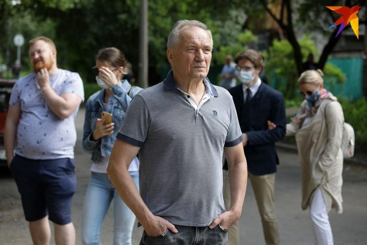 Владимир Некляев сходил в политику и вернулся к поэзии.