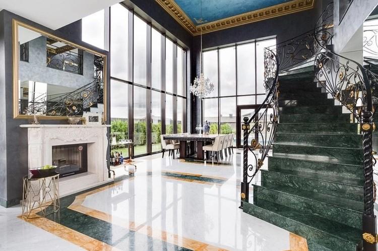 Дом своей мечты Джиган купил за 119 миллионов. Фото: www.cottage.ru