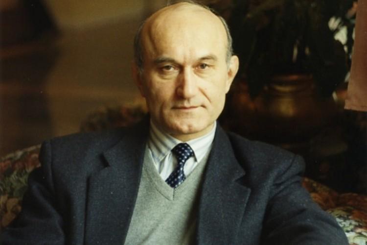 Зенон Позняк оставил заметный след и в политике, и в литературе. Фото: Юрий Беленький