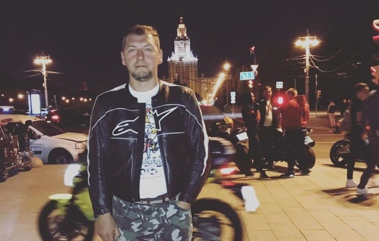 Александр Кордюков. Фото из соцсетей.