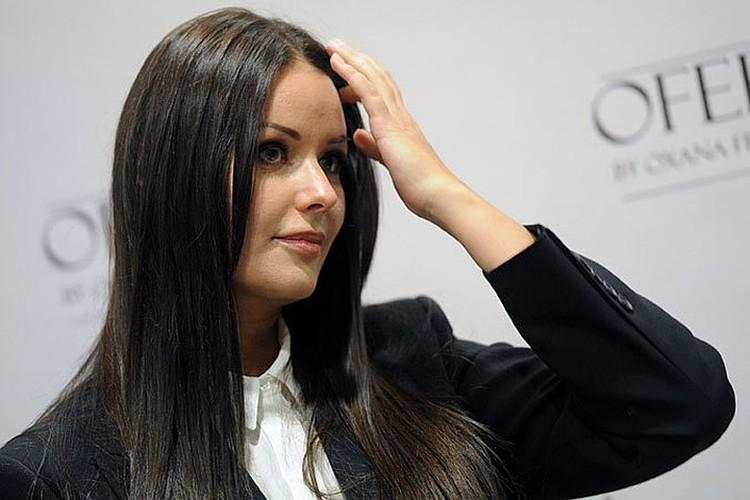 Первой из встреч для фонда «Спешите делать добро!» стал разговор с самой Оксаной Федоровой