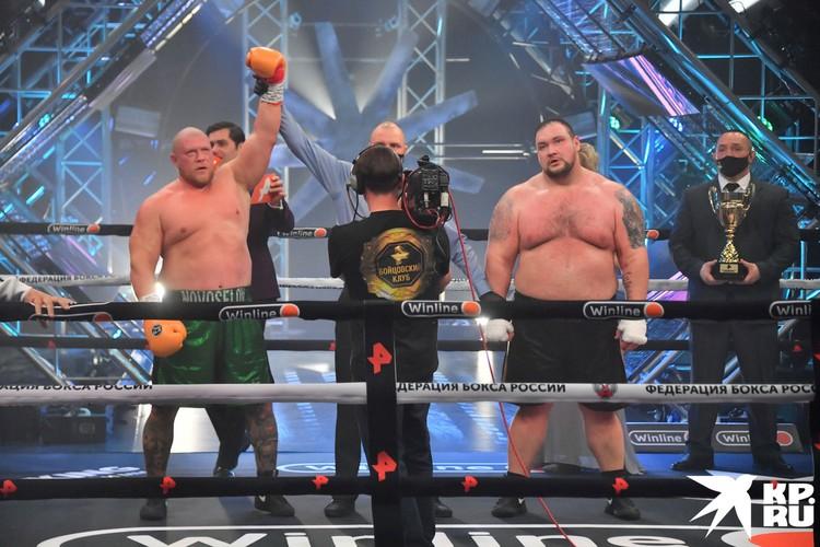 «Шатун» как будто включил вторую передачу, к которой не был готов Вильданов.