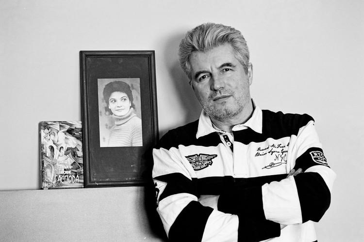 Леонид Дранько-Майсюк за два года службы в армии написал любимой девушке 650 писем. Фото Джона Кунстадтара