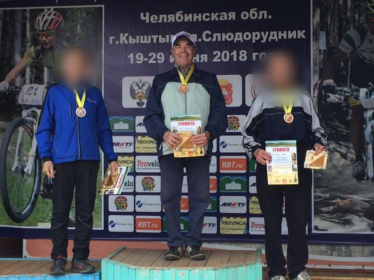 Большую часть жизни Николай Ражев занимался спортивным ориентированием. Фото: предоставлено родственниками Николая Ражева