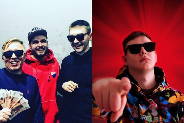 Раньше рэпер Тема Тем Временем побеждал на баттлах, выступал в Москве. Фото: личный архив