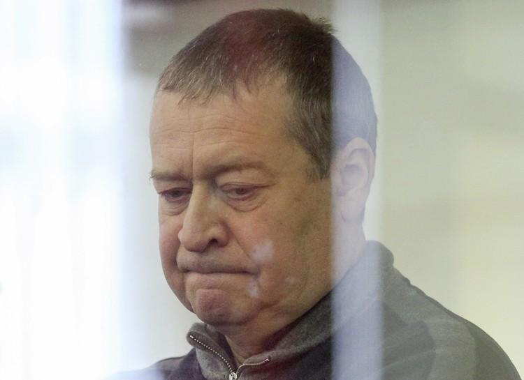 Леонид Маркелов во время оглашения приговора в Нижегородском суде. Фото: Михаил Солунин/ТАСС