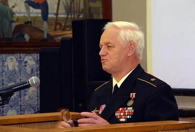 Адмирал также найден мертвым Фото: flot.com