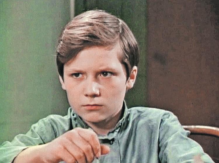 Кадр из фильмак «Кортик», 1973 г.